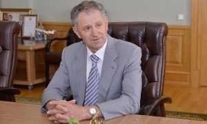 Сенатор Александр Волков побывал в родном Брянске
