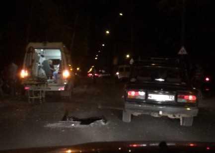 Водитель повесился после ДТП в Брянске