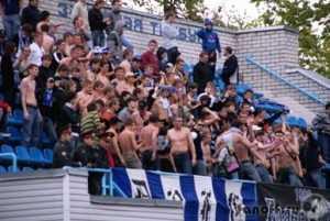 Брянское «Динамо» оштрафовали из-за болельщиков