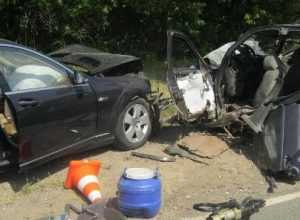 Под Брянском белорус на иномарке убил водителя встречного авто