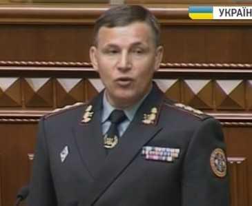 Очередной министр обороны Украины взалкал «парада победы» в Севастополе