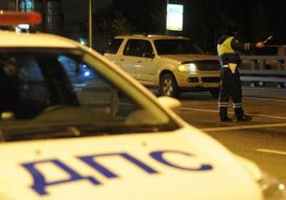Удирая от полиции, брянский лихач покалечил двух пассажирок