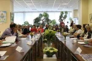 В Дятькове обсудили исторические города  и народные ремёсла