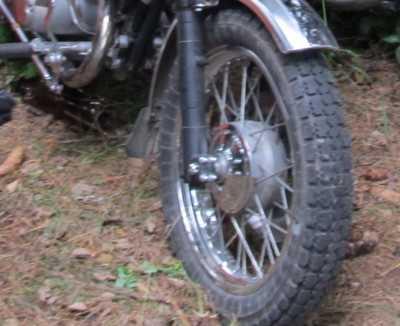 В Злынковском районе покалечился мотоциклист