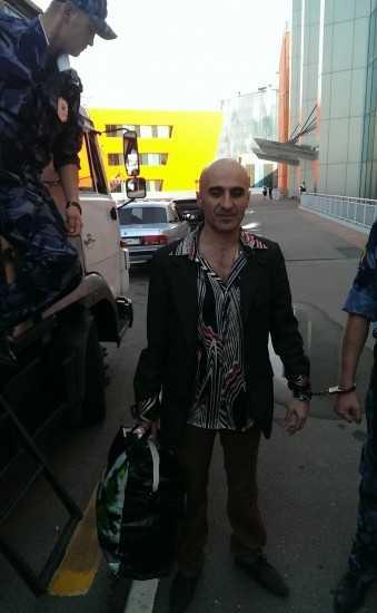 Брянского узника Мурадяна выслали в Латвию