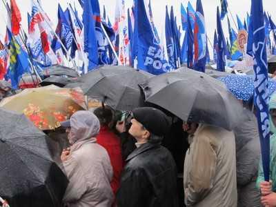 Брянские единороссы проголосовали за своих «врагов»
