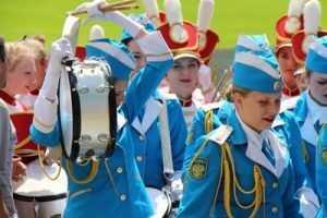 Брянская область празднует  свое 70-летие