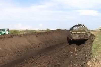 Сумчане отделились от России полусотней километров «рва Шульги»