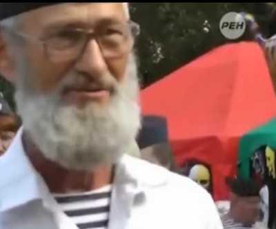 «Рен ТВ» рассказал о брянском баннере с американским крейсером