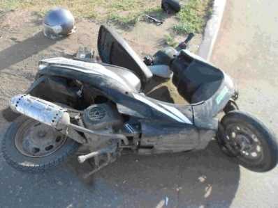 На брянской трассе скутеристка погибла под колёсами «Тойоты»