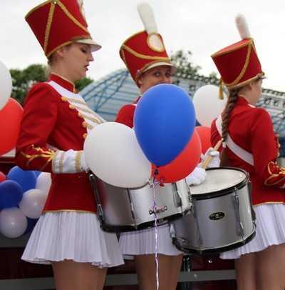В День города Брянск отдадут во власть барабанщиков