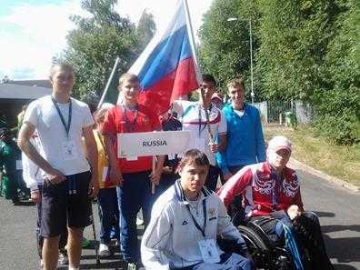 Брянский спринтер выиграл три медали на первенстве мира