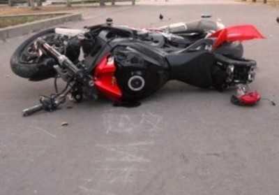 Под брянском разбился мотоциклист
