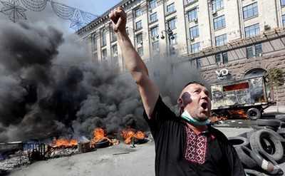 Украинская власть ушла в отпуск без содержания и надежды