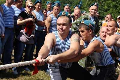 Десантники встряхнули Брянск