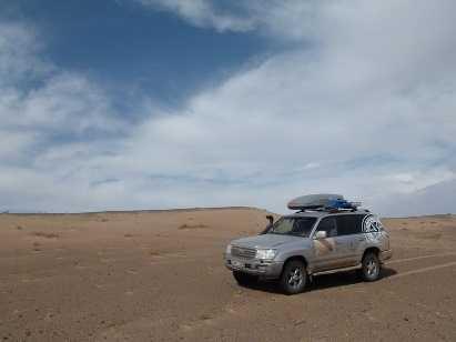 Брянский путешественник в одиночку проехал Сибирь и Монголию за 40 дней (видео)