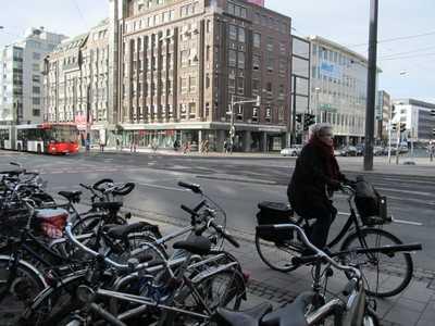 Предвыборные чудеса: в Брянске проложили куцую велодорожку