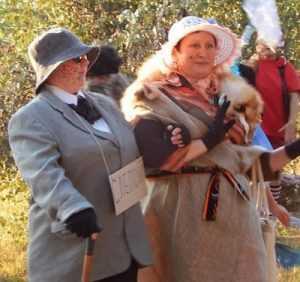 Брасовский Яблочный Спас стал ярким праздником села
