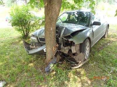 Брянский водитель погубил двоих пассажиров и сбежал