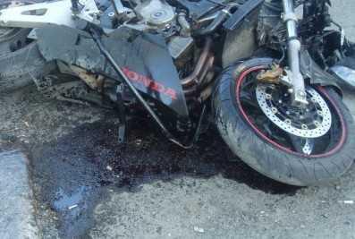 За попавшего в аварию 15-летнего брянского ездока накажут родителей