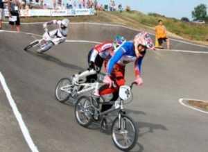 Брянская велосипедистка завоевала «серебро» на международном турнире
