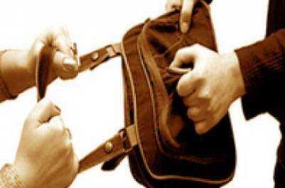В брянском санатории бывший зек ограбил женщину