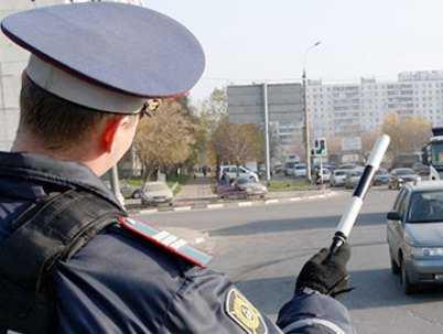 Брянский водитель, избивший гаишника, предстанет перед судом