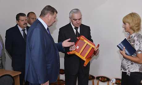 Высокооплачиваемый чиновник Зязиков отметился в Брянской области