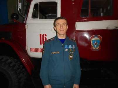 Брянский спасатель стал лучшим на конкурсе пожарных ЦФО