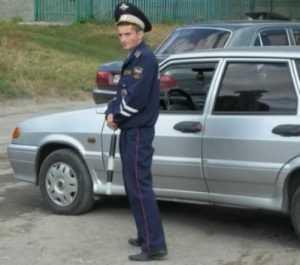 В выходные гаишники продолжат охоту на пьяных водителей в Брянске