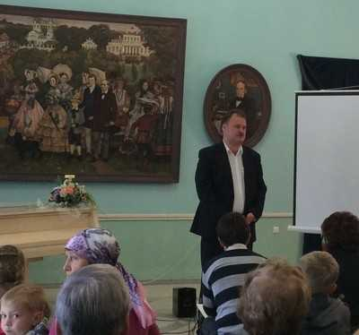 Музей-усадьбу Ф.И. Тютчева в брянском Овстуге поздравили с юбилеем