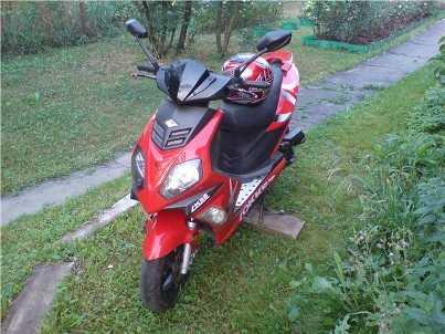Брянская полиция поймала похитителя четырёх скутеров
