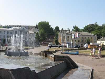 Власти Брянска объявили потешные слушания о застройке набережной
