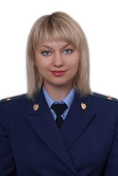 В Брянской прокуратуре – новый пресс-секретарь