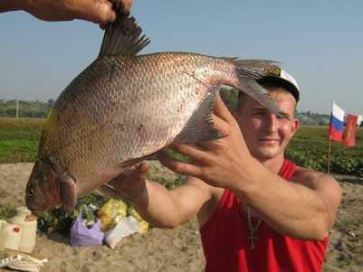 В Брянском районе пройдёт первенство по рыбной ловле