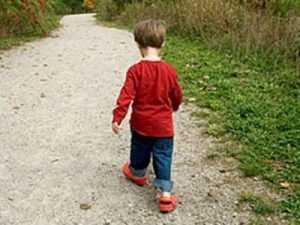 Брянская полиция разыскала ушедшего из дома 8-летнего мальчика