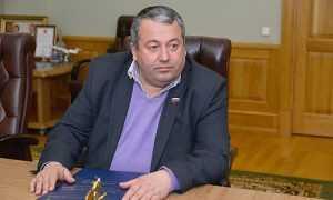 Брянский депутат Хвича Сахелашвили не сможет встретиться с журналистами