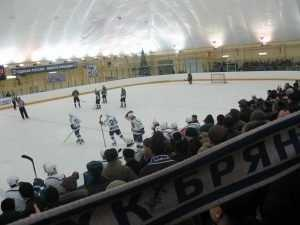 Хоккейный клуб «Брянск» стартовал в МХЛ, забросив сопернику 12 шайб