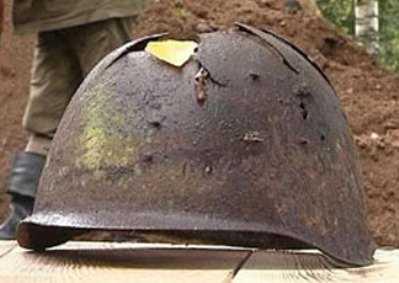 Завтра в Дятькове похоронят останки бойцов, найденные под Смоленском
