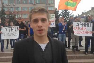 Брянцы одобрили и отпраздновали отставку Николая Денина