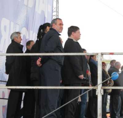 Бывшего брянского губернатора Денина могут исключить из партии