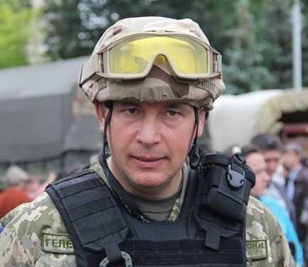 Захватив Севастополь, министр обороны Украины объявил войну призракам