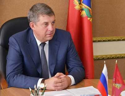 Губернатор Богомаз призвал брянских силовиков вместе бороться с коррупцией