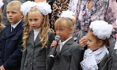 В Сельцо брянский губернатор открыл новую школу