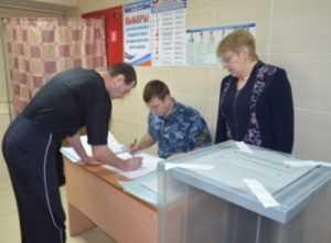 Брянские зеки показали стопроцентную явку на выборах
