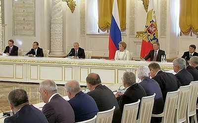 Брянский глава участвует в историческом заседании Госсовета в Москве