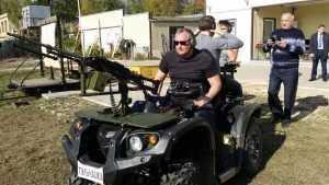 Брянские боевые квадроциклы будут бить врага