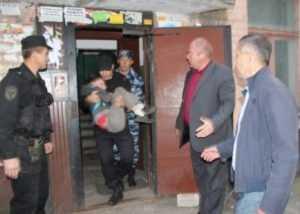 В Брянске застрелен наркоман, взявший в заложники ребёнка (видео)