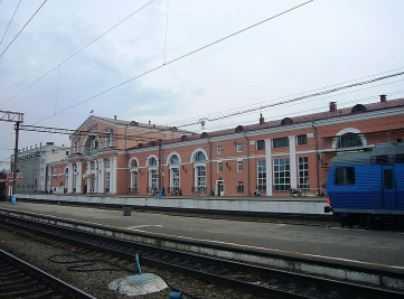 Возле вокзала «Брянск – 2» обнаружили артиллерийский снаряд