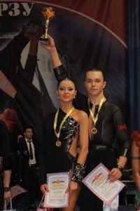 Брянские танцоры заняли шестое место на международном турнире
